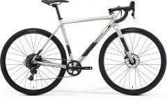 Bicicleta MERIDA Mission CX 600 L (56'') Titan|Negru|Argintiu 2021
