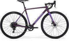 Bicicleta MERIDA Mission CX 600 XS (47'') Violet Mat Inchis|Argintiu|Verde 2021
