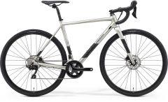 Bicicleta MERIDA Mission CX 400 M (53'') Titan|Negru|Argintiu 2021
