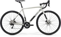 Bicicleta MERIDA Mission CX 400 L (56'') Titan|Negru|Argintiu 2021