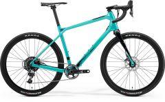 Bicicleta MERIDA Silex+ 6000 XS (44'') Teal Metalizat Negru 2021