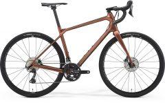 Bicicleta MERIDA Silex 7000 M (50'') Bronz Mat Maro Inchis 2021