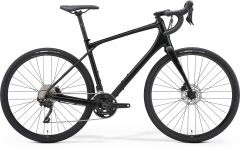 Bicicleta MERIDA Silex 400 XS (44'') Negru Negru Mat 2021