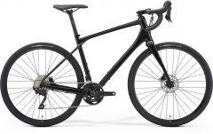 Bicicleta MERIDA Silex 400 S (47'') Negru Negru Mat 2021