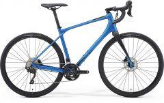 Bicicleta MERIDA Silex 400 XS (44'') Albastru Mat Negru 2021