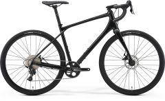 Bicicleta MERIDA Silex 300 S (47'') Negru Negru Mat 2021