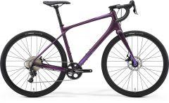 Bicicleta MERIDA Silex 300 S (47'') Violet Mat Inchis Violet 2021