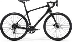 Bicicleta MERIDA Silex 200 XS (44'') Negru Negru Mat 2021