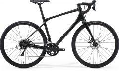 Bicicleta MERIDA Silex 200 S (47'') Negru Negru Mat 2021