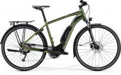 Bicicleta MERIDA eSpresso 300SE EQ 504 Wh L (55'') Verde|Negru 2021