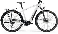Bicicleta MERIDA eSpresso 400 S EQ L (55'') Alb|Negru 2021
