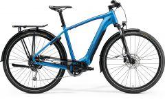 Bicicleta MERIDA eSpresso 400 S EQ L (55'') Albastru|Negru 2021