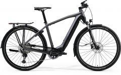 Bicicleta MERIDA eSpresso 600 EQ S (47'') Antracit|Negru 2021
