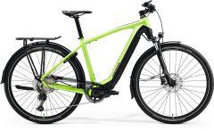 Bicicleta MERIDA eSpresso 600 EQ S (47'') Verde Mat|Negru 2021