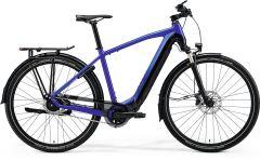 Bicicleta MERIDA eSpresso 800 EQ S (47'') Albastru Inchis|Negru 2021