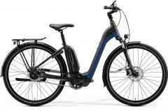 Bicicleta MERIDA eSpresso City 700 EQ S (43'') Antracit Mat|Negru 2021