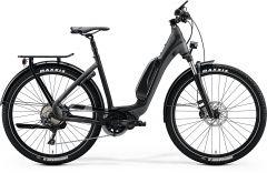 Bicicleta MERIDA eSpresso CC XT-Edition EQ XS (38'') Titan|Negru 2021