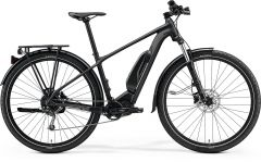 Bicicleta MERIDA eBig Nine 300SE M (43'') Negru Mat|Antracit 2021