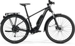 Bicicleta MERIDA eBig Nine 300SE L (48'') Negru Mat|Antracit 2021