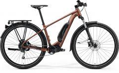 Bicicleta MERIDA eBig Nine 300SE EQ L (48'') Bronz|Negru 2021
