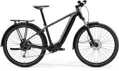 Bicicleta MERIDA eBig Nine 400 XL (53'') Gri|Negru Mat 2021