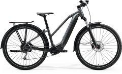 Bicicleta MERIDA eBig Tour 400 EQ L (48'') Gri|Negru Mat 2021