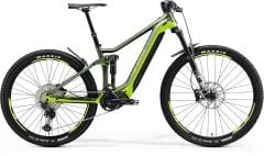 Bicicleta MERIDA eOne-Forty 700 XL (45'') Verde|Verde Deschis 2021