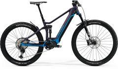 Bicicleta MERIDA eOne-Forty 8000 XL (47'') Violet|Albastru 2021