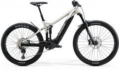 Bicicleta MERIDA eOne-Sixty 500 XS (40.5'') Titan Negru 2021
