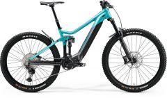 Bicicleta MERIDA eOne-Sixty 700 XS (40.5'') Teal Metalizat Antracit 2021