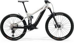 Bicicleta MERIDA eOne-Sixty 700 L (45'') Titan Mat Negru 2021