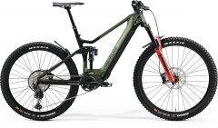 Bicicleta MERIDA eOne-Sixty 8000 XS (40.5'') Verde Mat Negru 2021