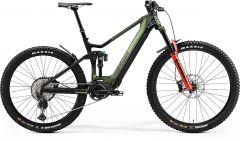 Bicicleta MERIDA eOne-Sixty 8000 L (47'') Verde Mat Negru 2021