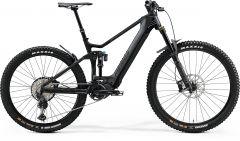Bicicleta MERIDA eOne-Sixty 8000 XS (40.5'') Gri Negru Mat 2021