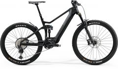 Bicicleta MERIDA eOne-Sixty 8000 L (47'') Gri Negru Mat 2021