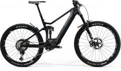 Bicicleta MERIDA eOne-Sixty 9000 XS (40.5'') Gri Negru Mat 2021