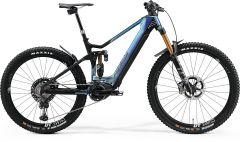 Bicicleta MERIDA eOne-Sixty 10K XS (40.5'') Albastru Negru Mat 2021