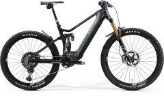 Bicicleta MERIDA eOne-Sixty 10K M (44'') Gri Negru Mat 2021