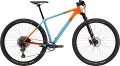 Cannondale F-SI Carbon 4 L Albastru|Portocaliu 2021