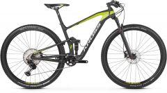 Bicicleta KROSS Earth 3.0 29'' M Negru|Lime|Argintiu 2021