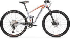 Bicicleta KROSS Earth 2.0 29'' M Gri|Portocaliu 2021