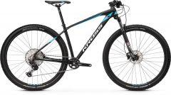 Bicicleta KROSS Level 11.0 29'' S Negru Albastru Alb 2021