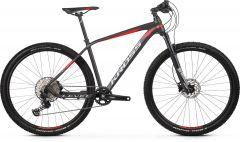 Bicicleta KROSS Level 8.0 29'' S Negru Rosu Grafit 2021