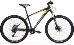 Bicicleta KROSS Level 6.0 29'' M Negru Lime Grafit 2021
