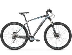 Bicicleta KROSS Level 5.0 29'' XL Grafit Otel Negru 2021