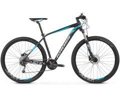 Bicicleta KROSS Level 4.0 29'' XL Negru Albastru Argintiu 2021