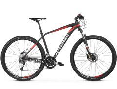 Bicicleta KROSS Level 3.0 29'' S Negru Rosu Alb 2021