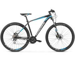 Bicicleta KROSS Level 2.0 29'' XL Negru Albastru Alb 2021