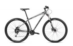 Bicicleta KROSS Hexagon 8.0 29'' S Grafit Argintiu Negru 2021
