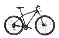 Bicicleta KROSS Hexagon 6.0 29'' XL Negru Grafit Rosu 2021